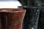 Details der Vasen
