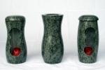 Vasen und Laterne