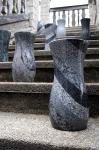 Jede Original Waldviertel Vase ist ein Unikat.